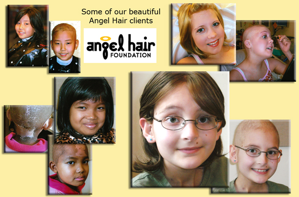 Angel Hair Foundation And Mirage Hair Systems In Eugene Or