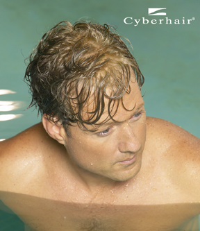 cyberhair wet
